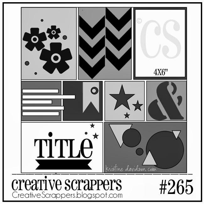 Creative Scrappers 265